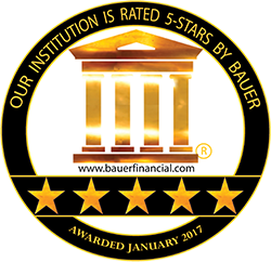 Bauer five star logo